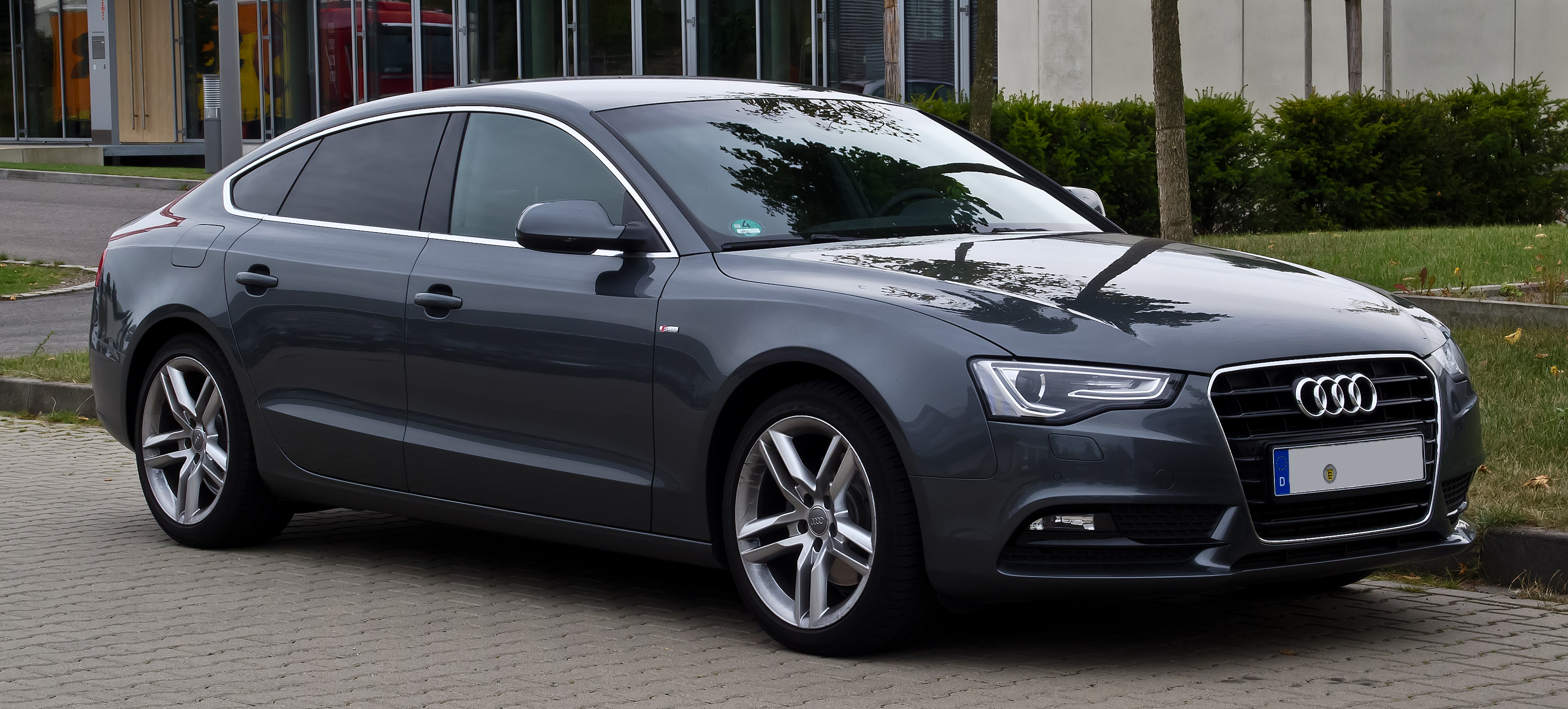 Audi a5 20 tdi 2012 review