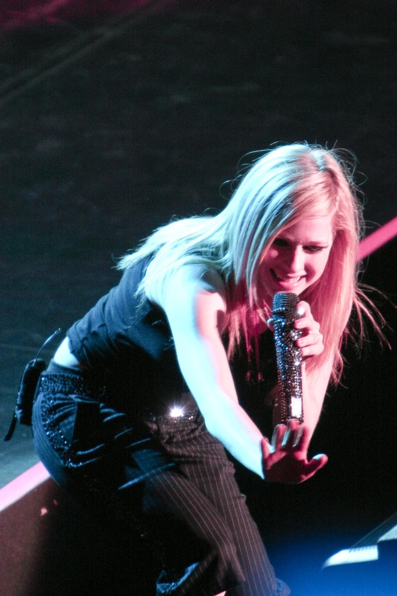 Avril Lavigne Tour