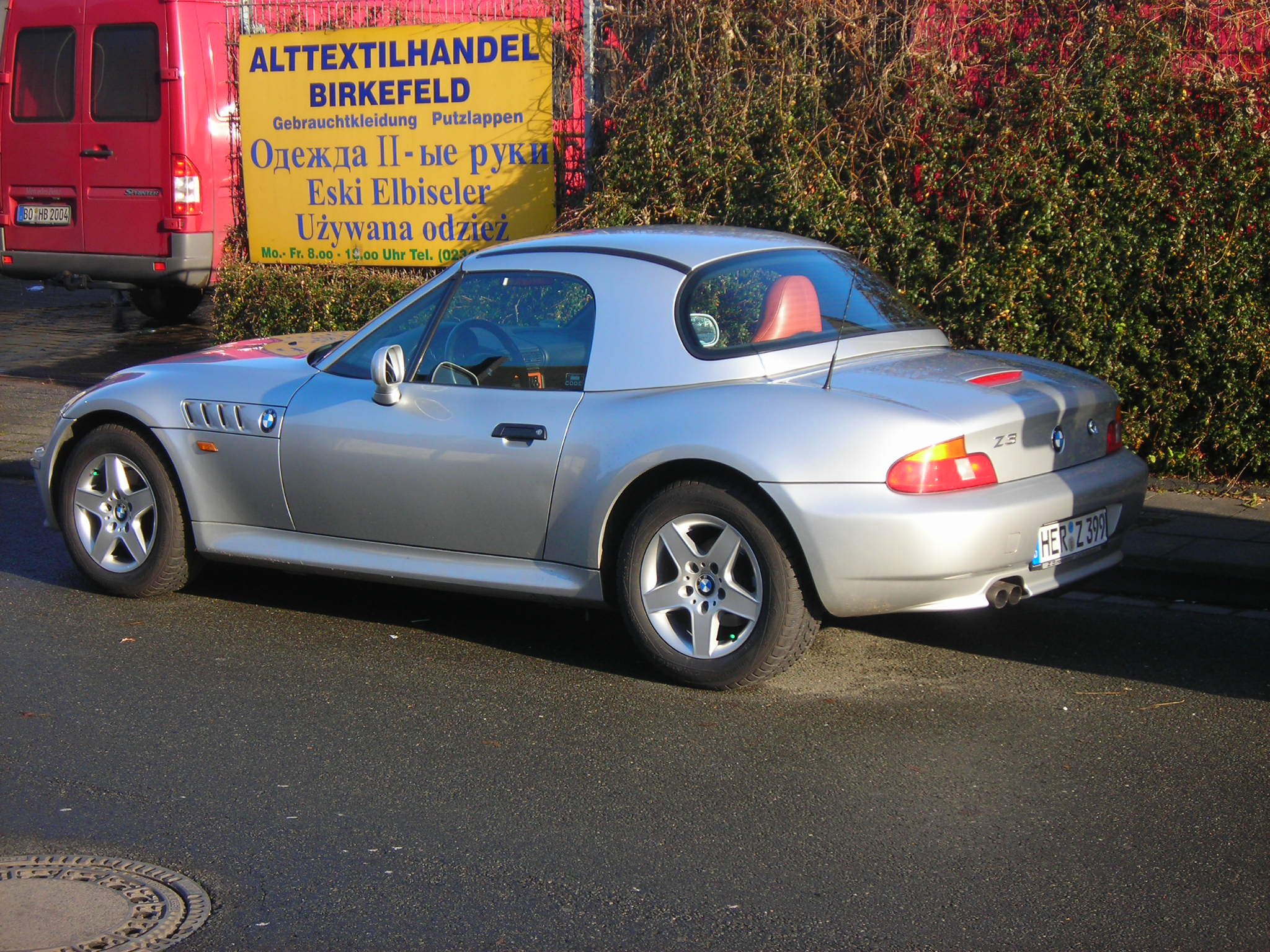 File Bmw Z3 Roadster Pl Jpg