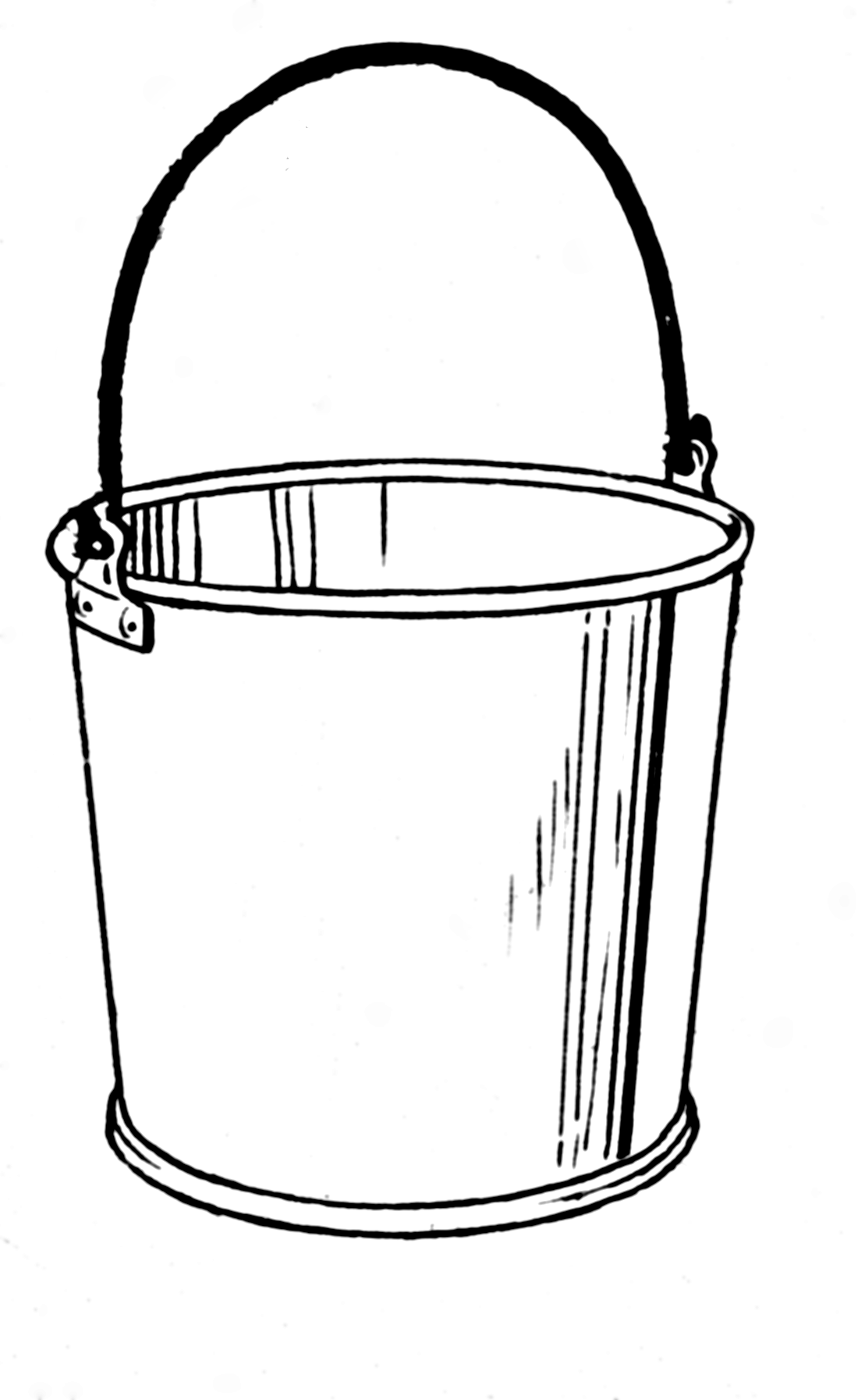 Image Result For Buckets Coloring Pages