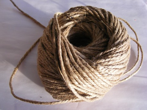 Ball of Hemp Twine