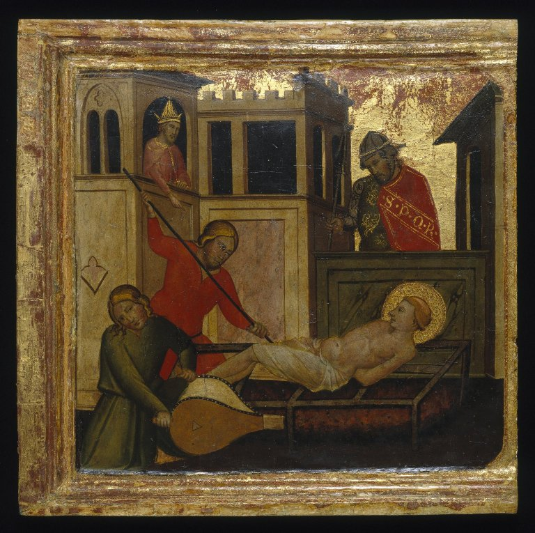 The Martyrdom of Saint Lawrence