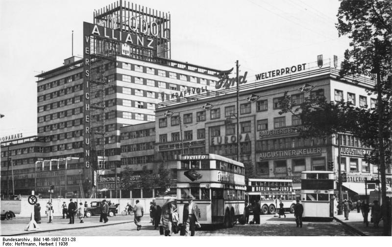 Hotel Esplanade Berlin Geschichte