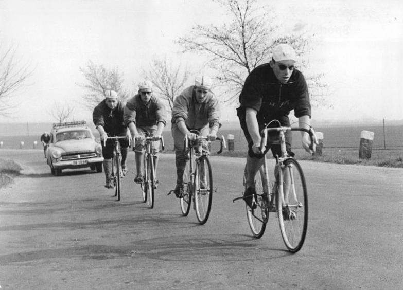 Radrennfahrer