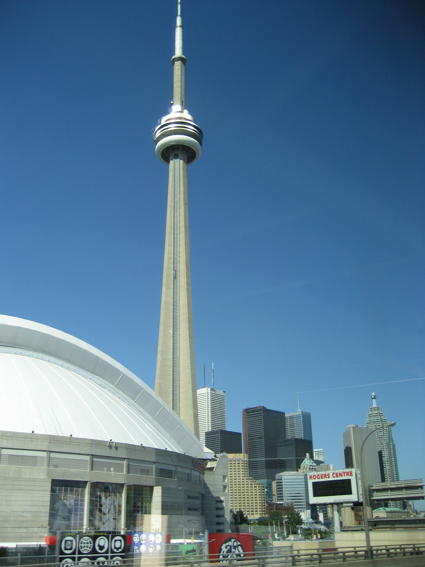 For Those Not Afraid Of Heights Check Out The Cn Tower In