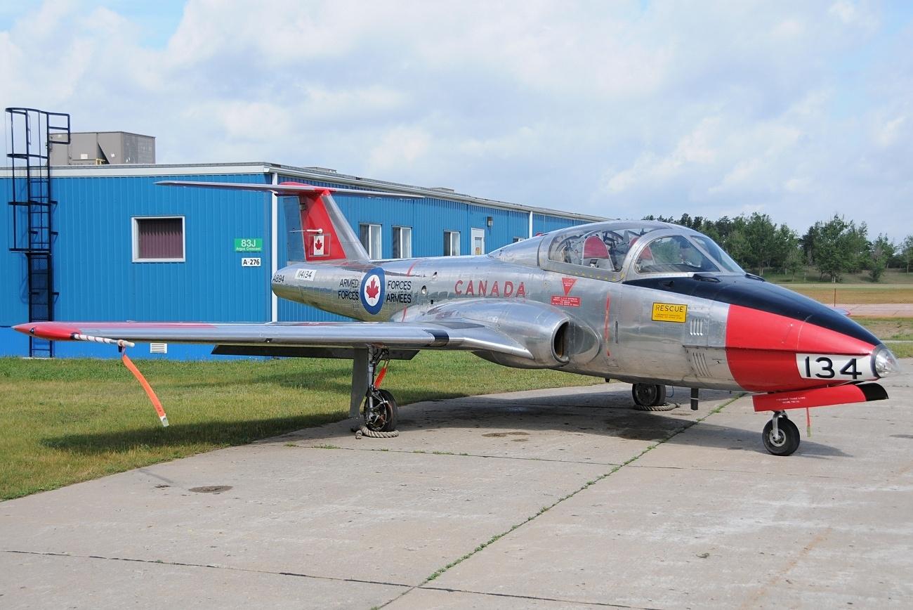 File Canadair Ct 114 Tutor Cl 41a Canada Air Force