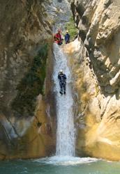 Canyoning – Wikipedia