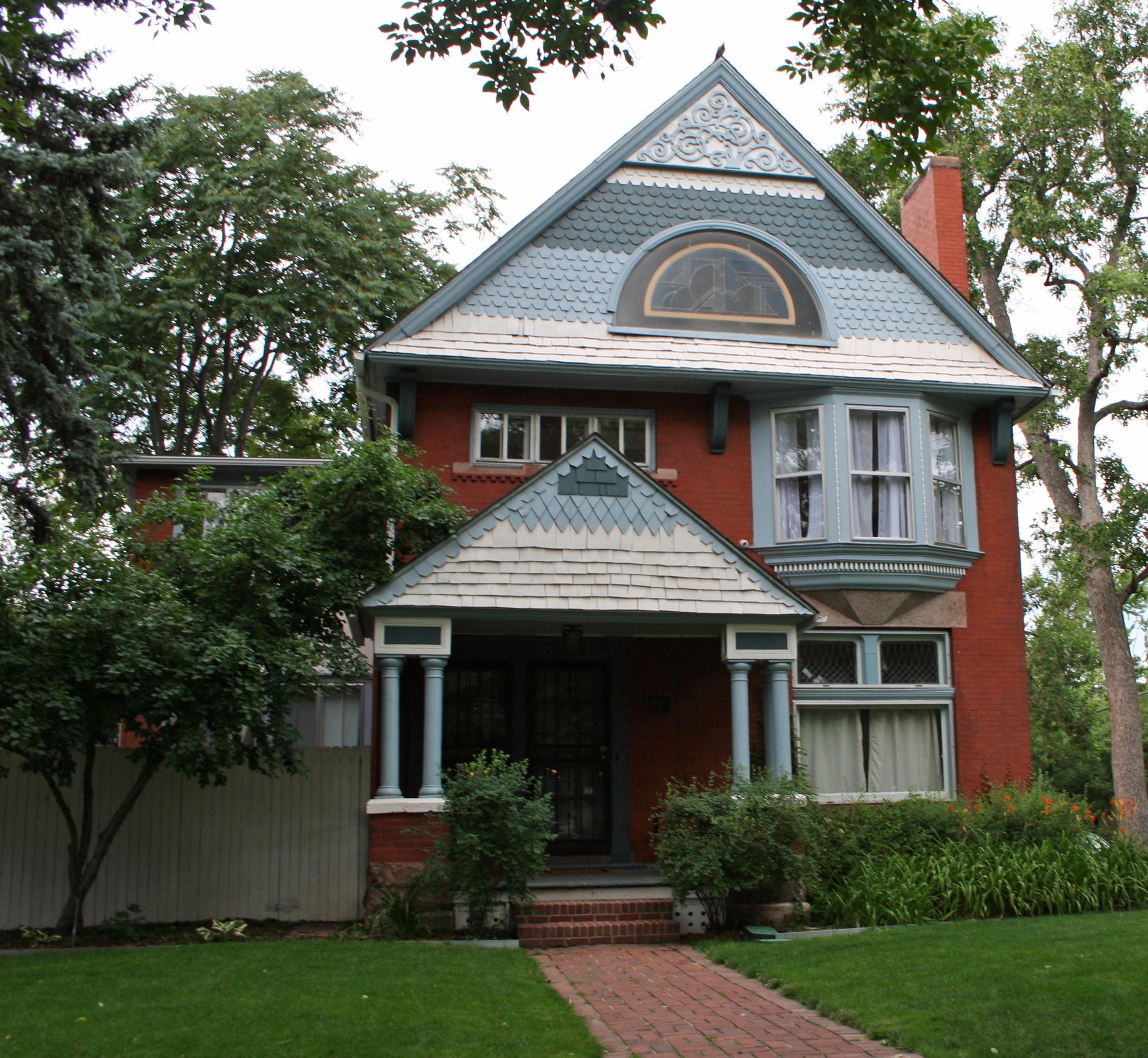 File Caroline Bancroft House Jpg Wikimedia Commons