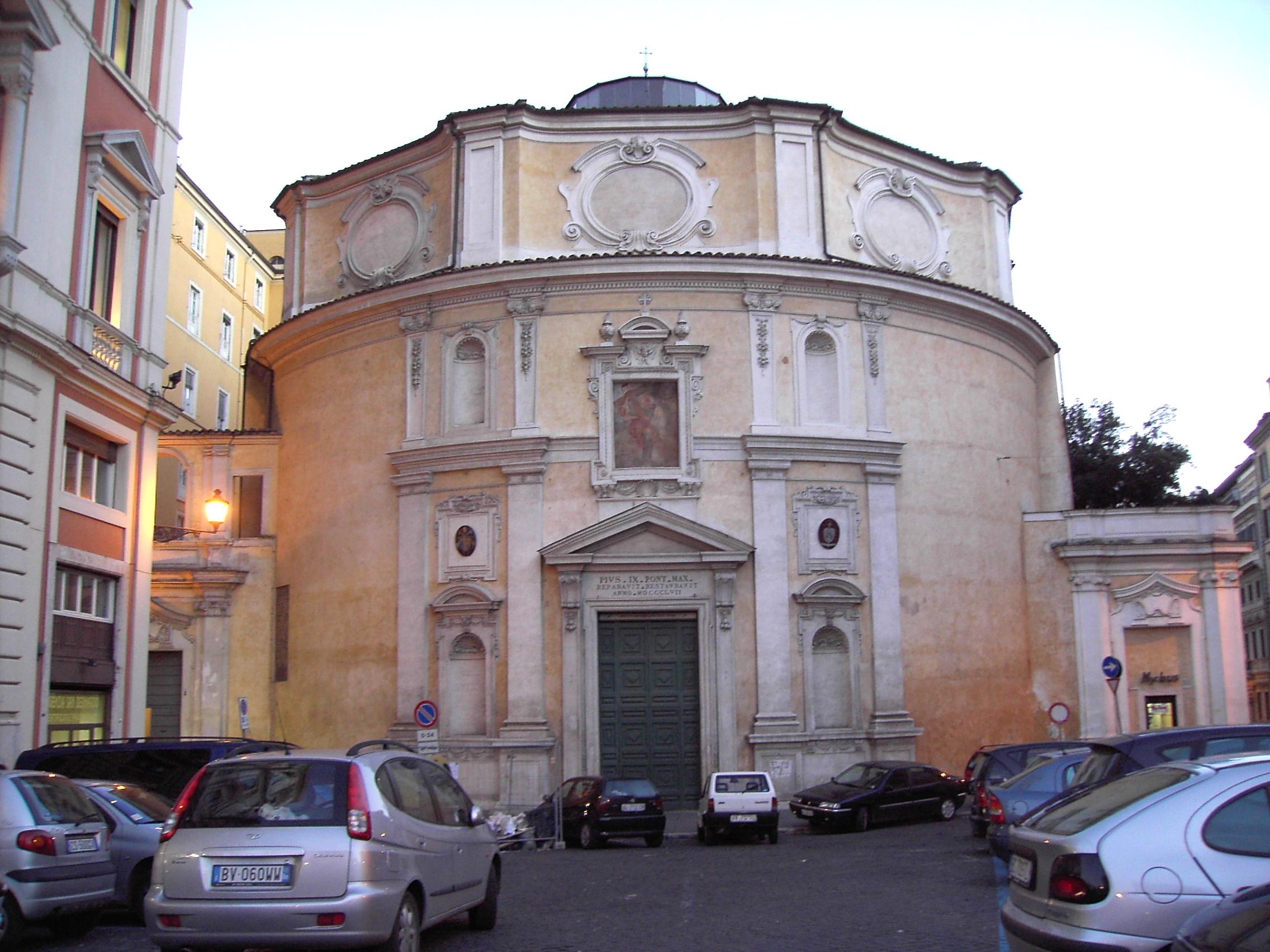 File castro pretorio san bernardo alle terme 051218 01 for Affitto appartamento castro pretorio roma