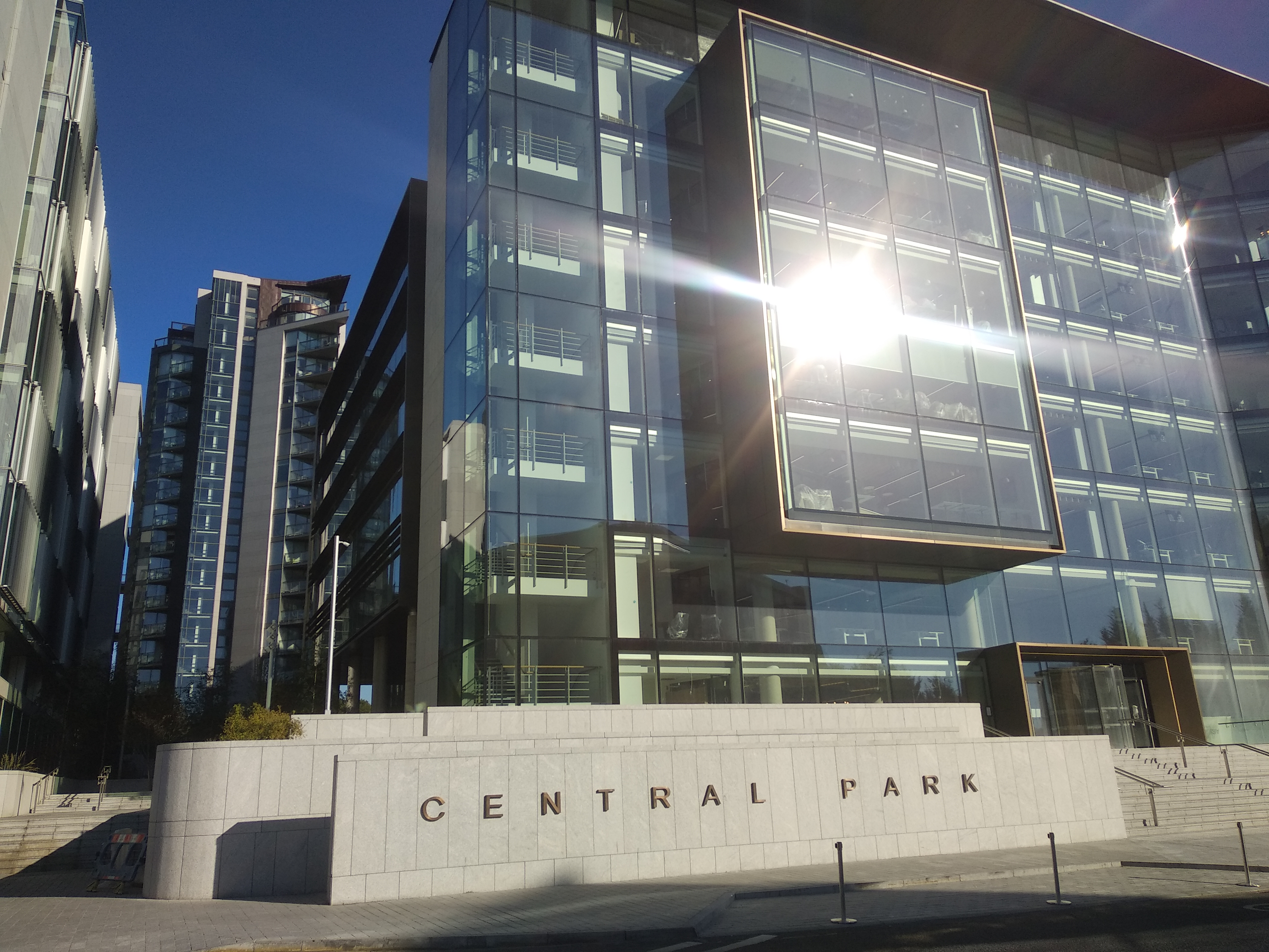 Sandyford Business District defines success of suburban