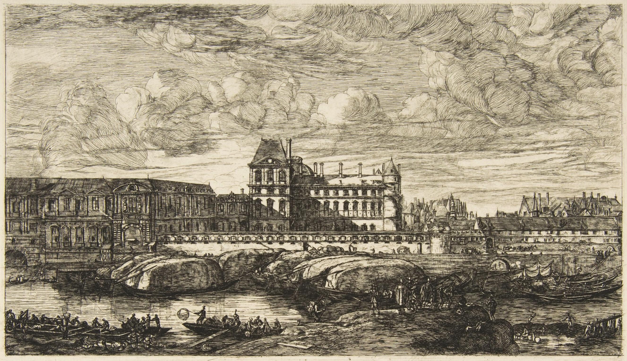 Le Louvre Paris France Virtual Tour