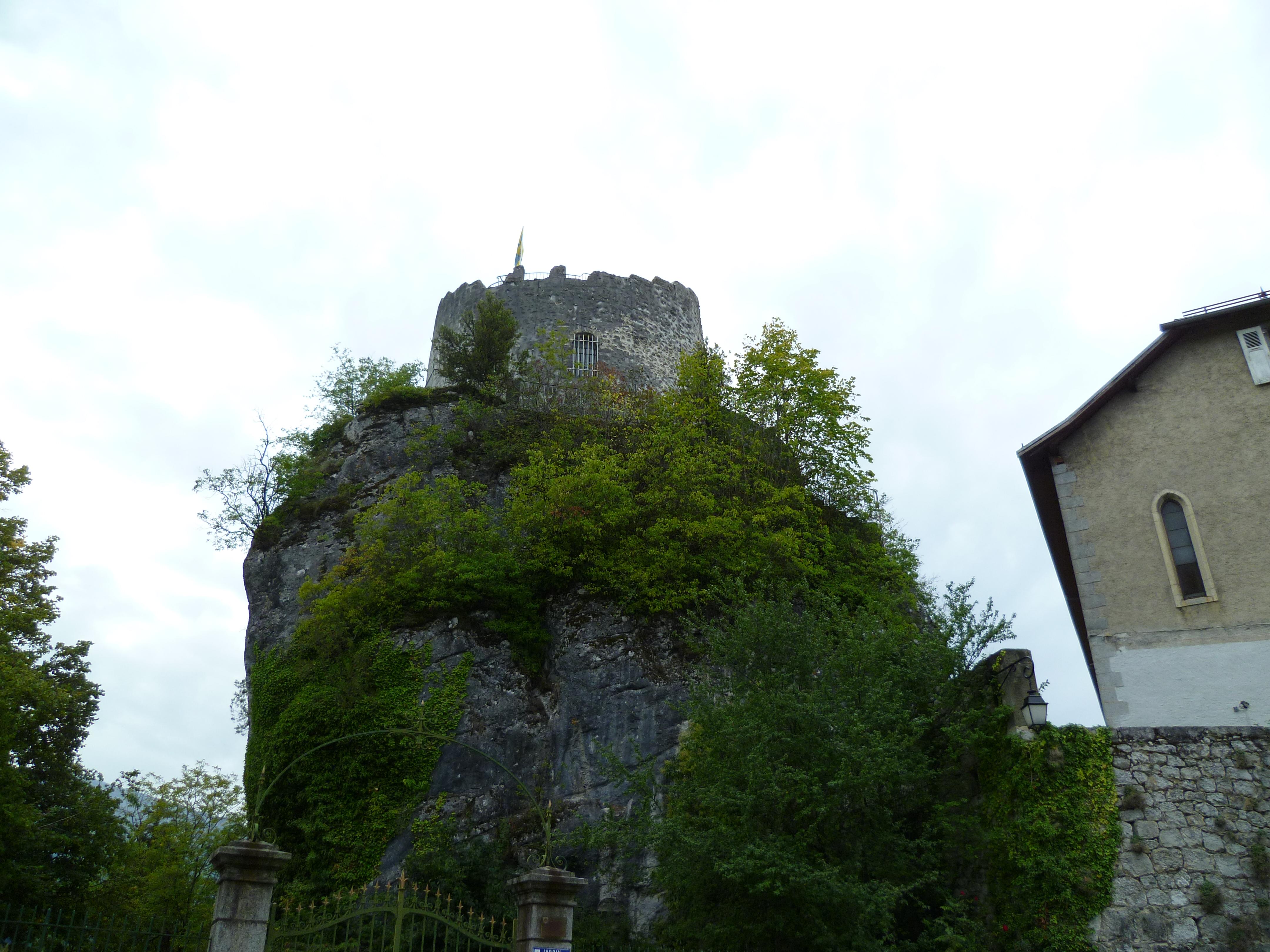 Castelo de La Roche-sur-Foron