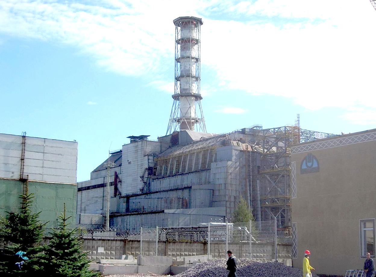 cvenvrio - Period 8 - Chernobyl