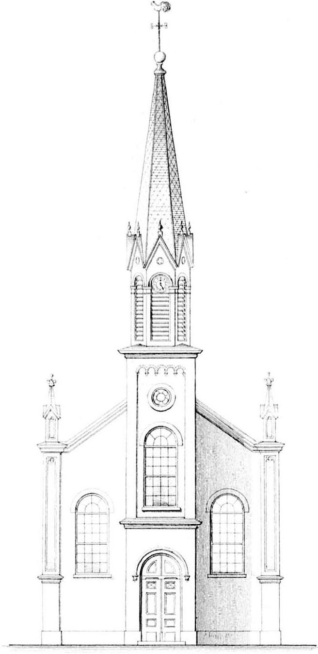 Sample Front Elevation Church : File church sloten front elevation g wikimedia commons