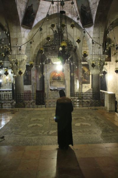 Chapel of Saint Helena, Jerusalem, called by the Armenians