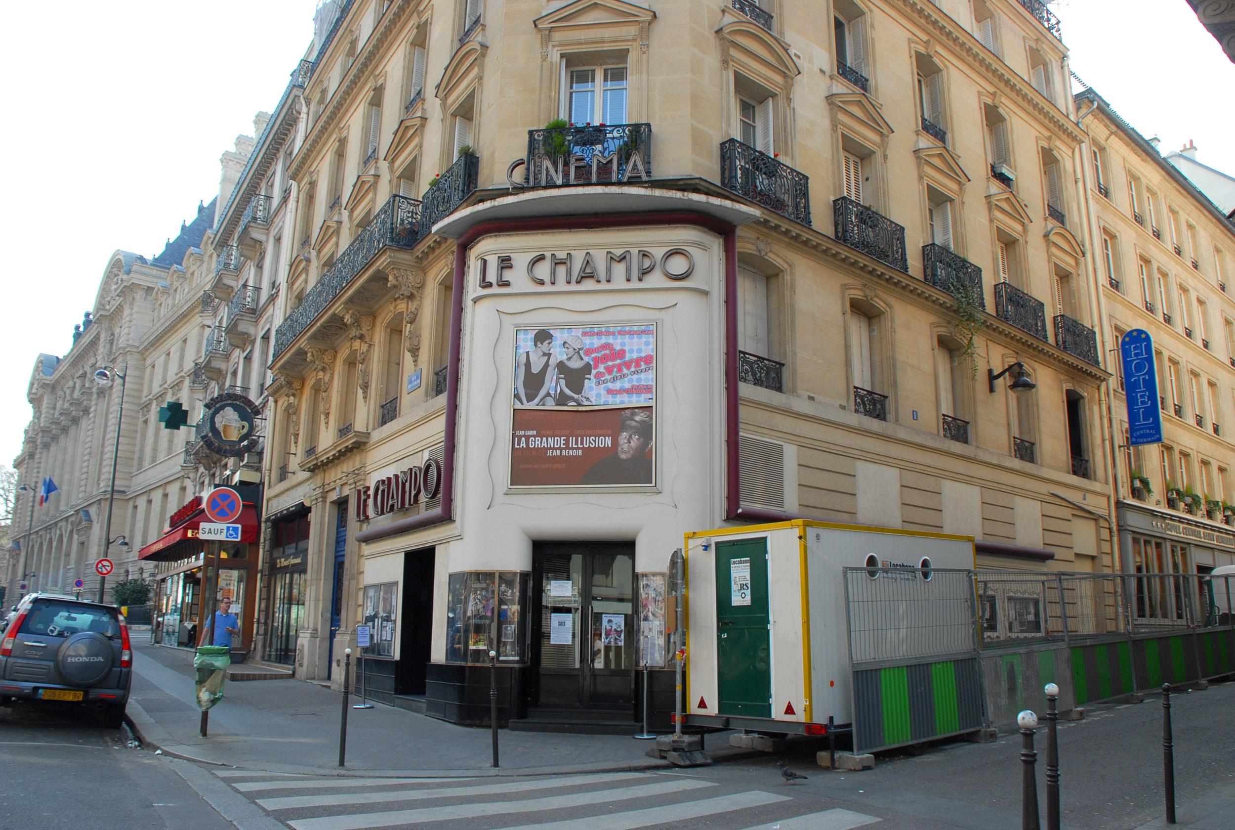 Heat Scene Restaurant Francais