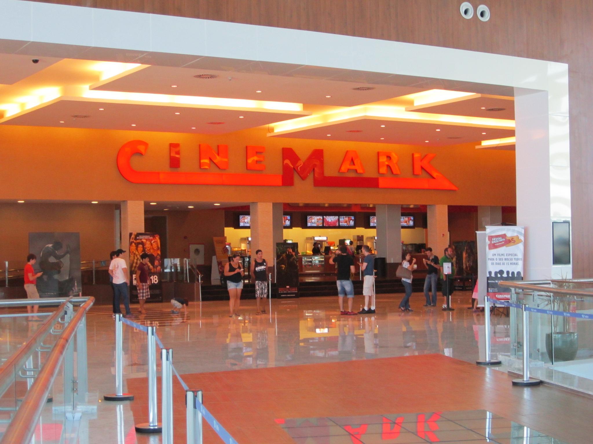 File Cinemark No Riomar Shopping Recife Pernambuco