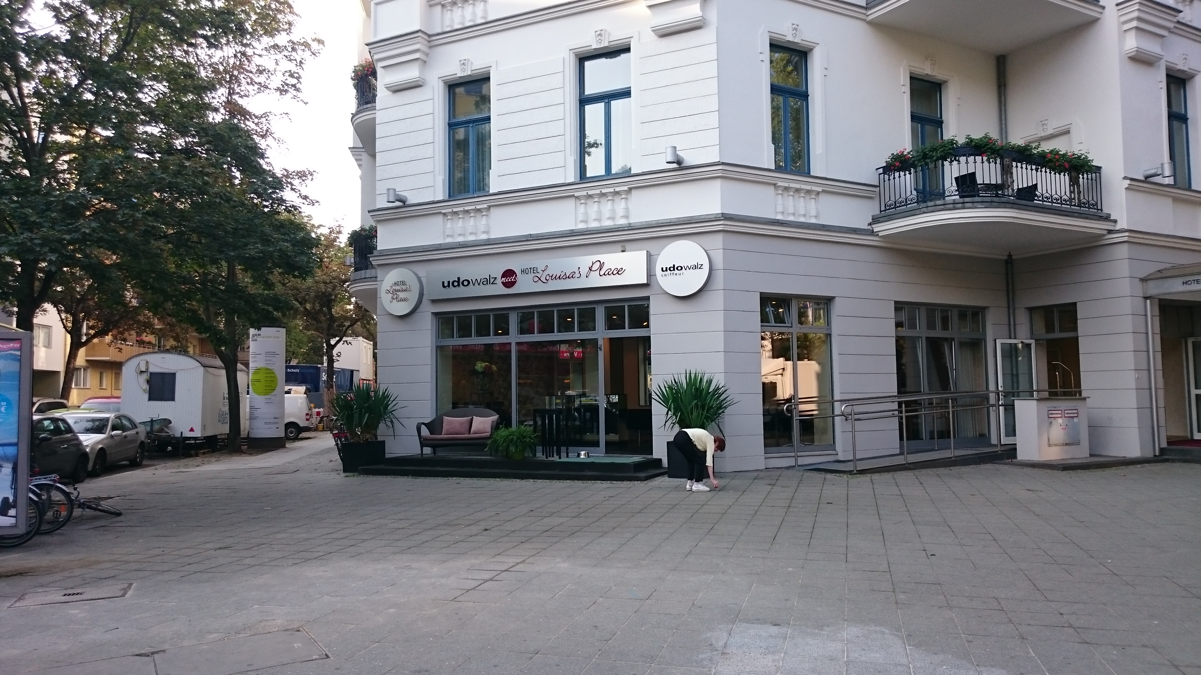 Image result for Louisa's Place, Berlin