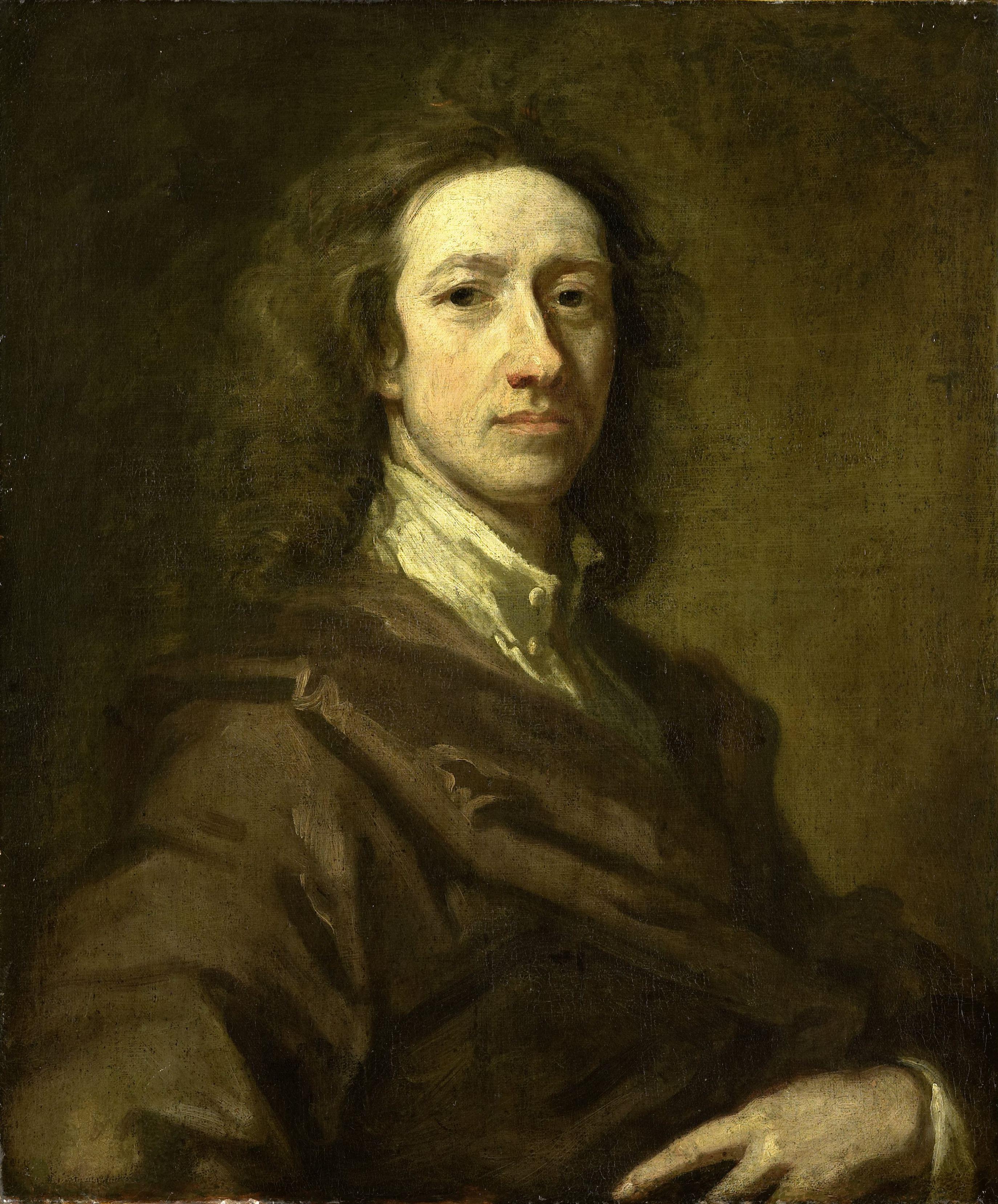 Cornelis de Bruijn, by [[Godfrey Kneller