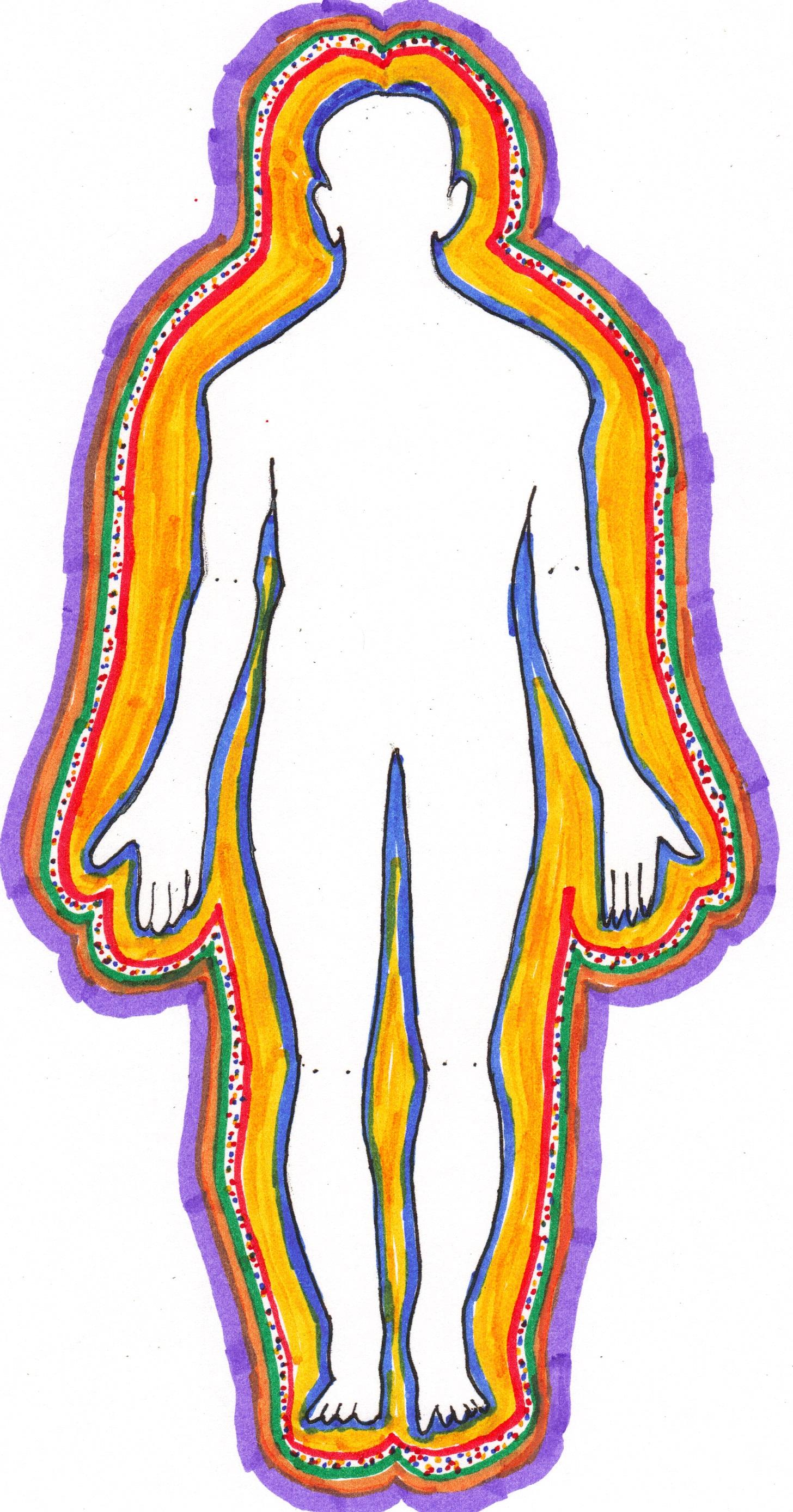 Silueta humana - Imagui