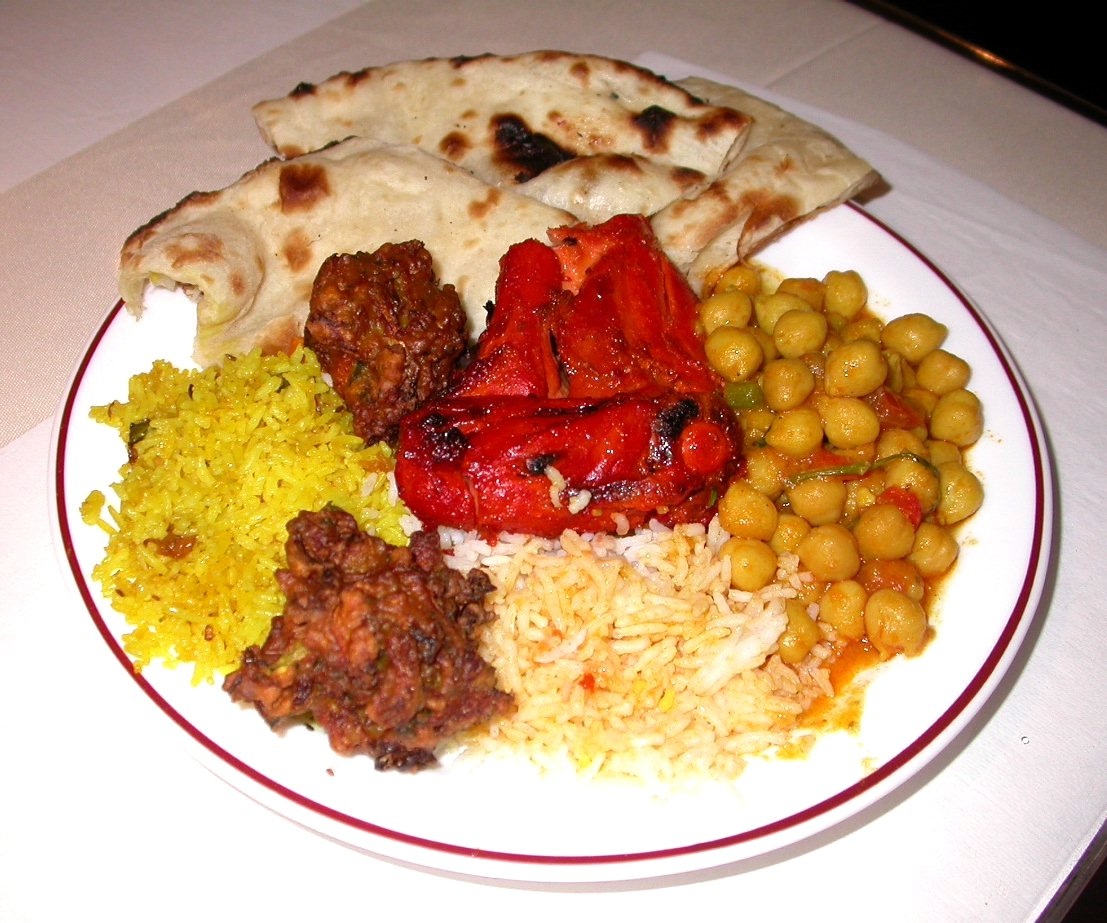 Fichier Cuisine Indienne Nord Americaine 001 L D Jpg Wikipedia
