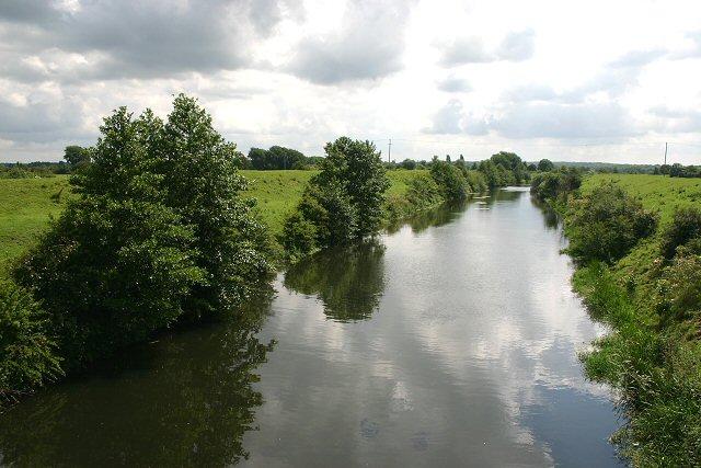 File:Cut-off Channel near Hockwold - geograph.org.uk ...