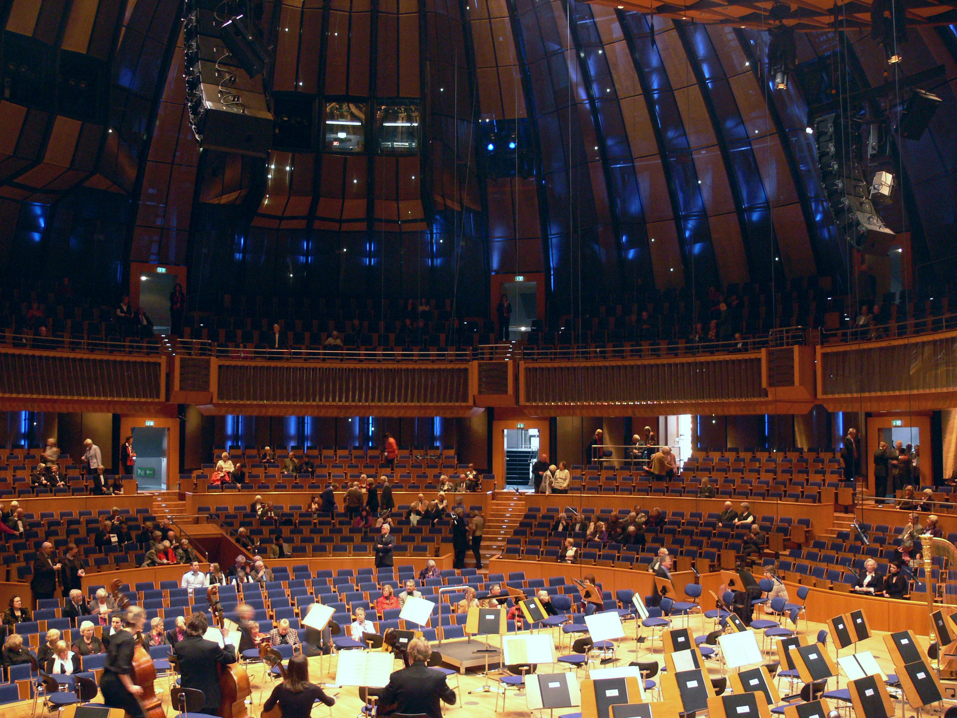salle concert dusseldorf