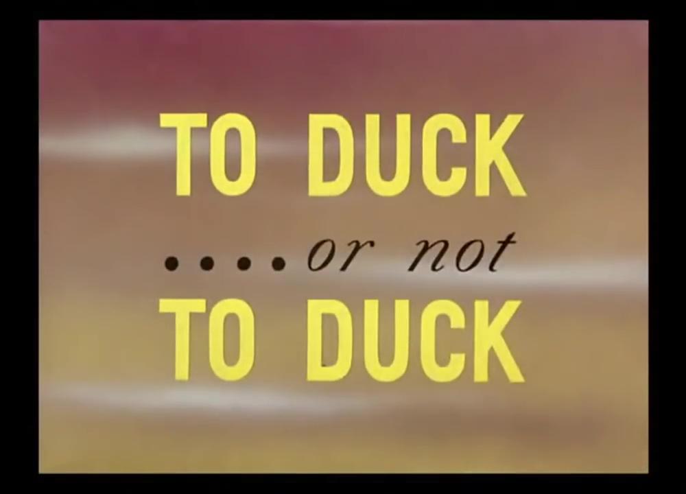 4 ducks in a row - 2 2