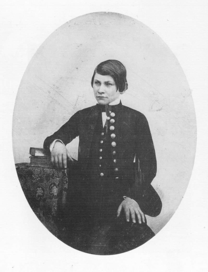 VINTAGE PHOTOGRAPHY: Edouard Manet 1846