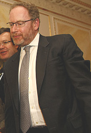 David Schlesinger Reuters editor