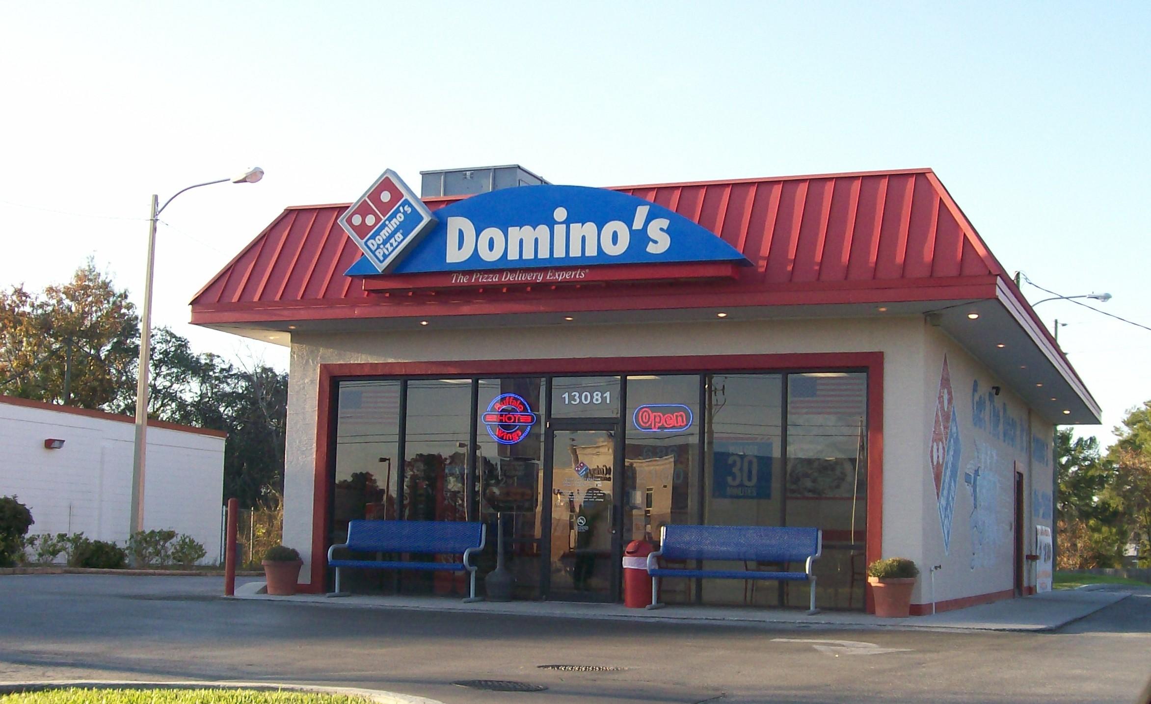 Domino S Pizza Kitchener On Nm C