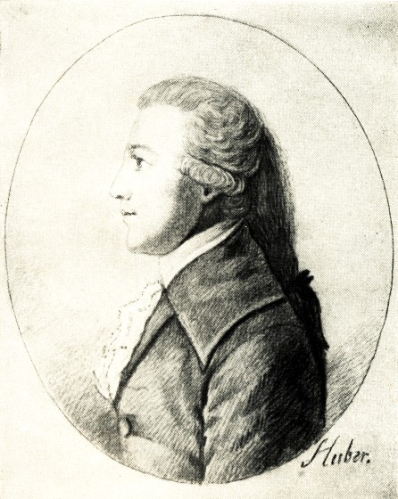 Ludwig Ferdinand Huber (by [[Dora Stock
