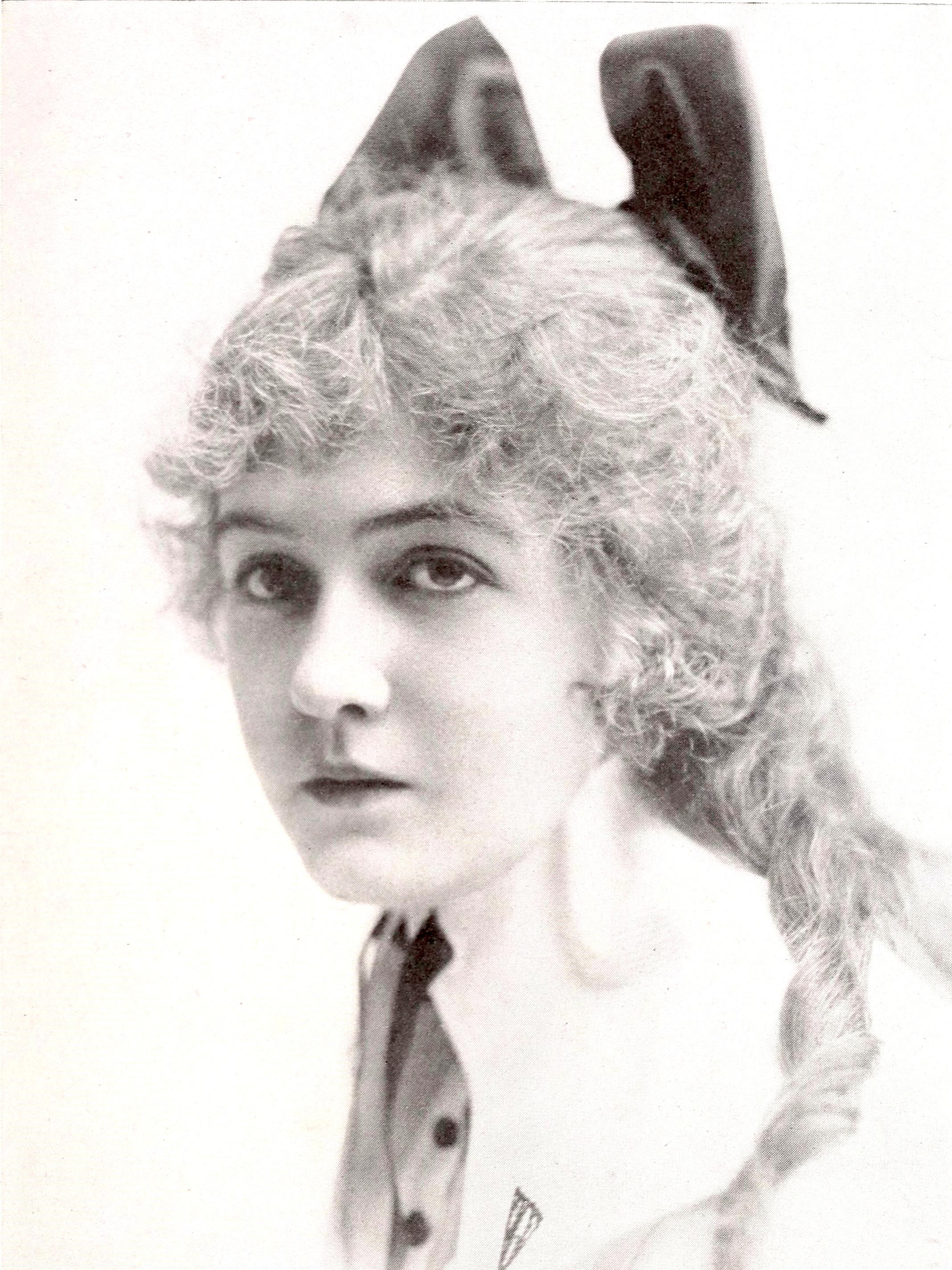 Depiction of Dorothy Gish