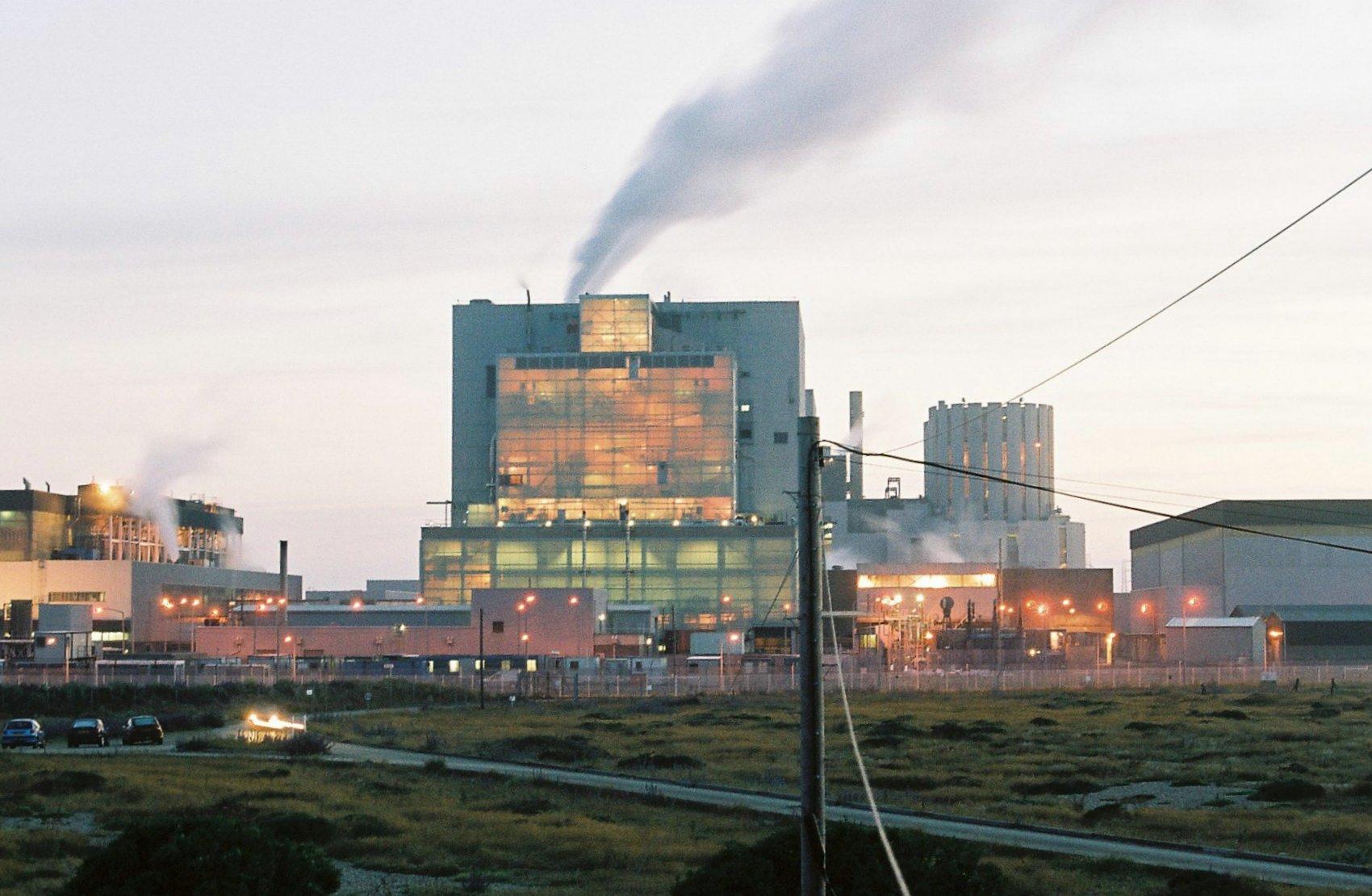 edf energy plc power plants