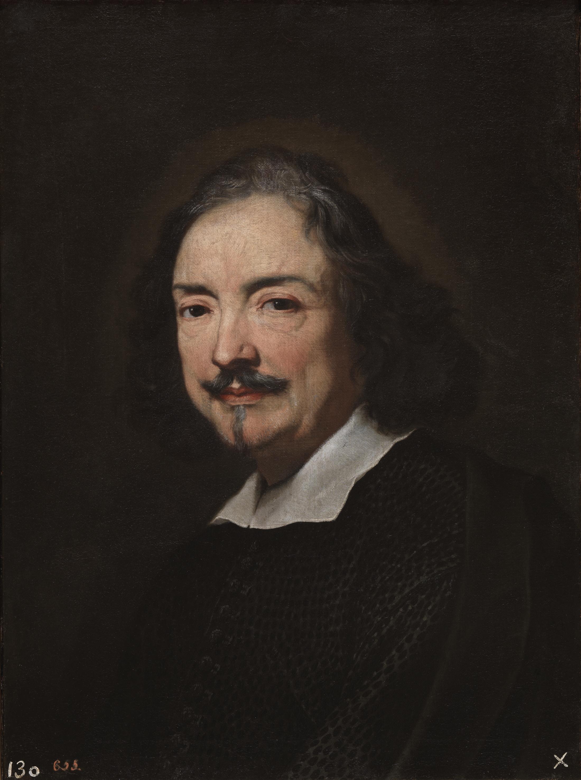 Depiction of Andrea Sacchi