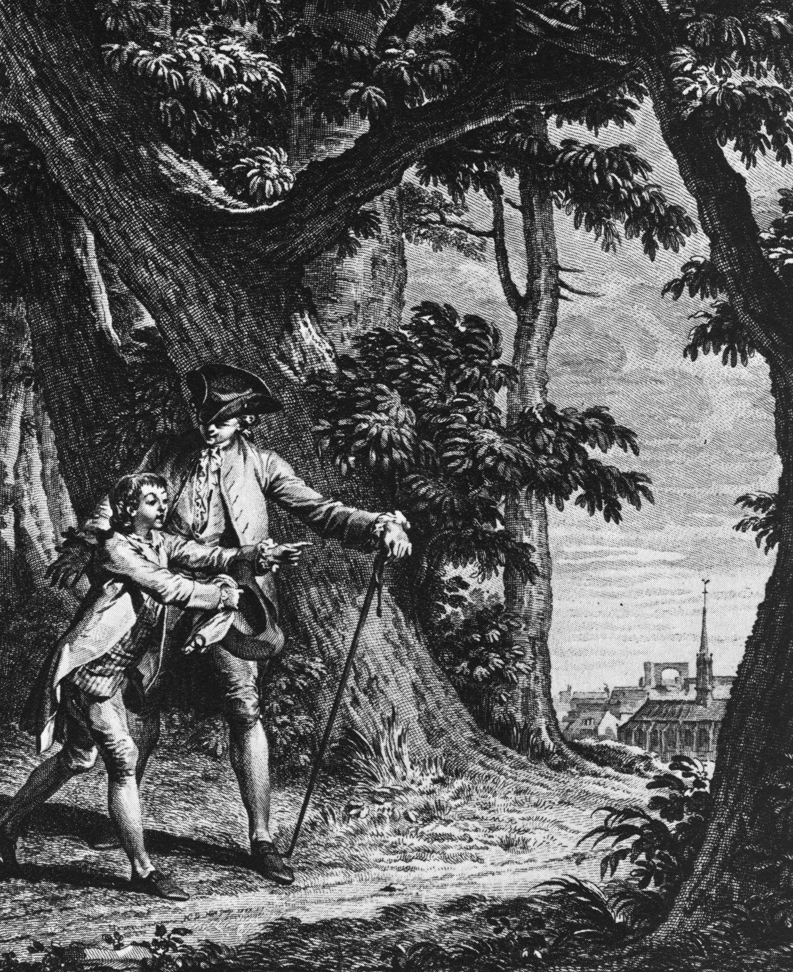 Rousseau justifica y defiende el vegetarianismo – Datos a tutiplén
