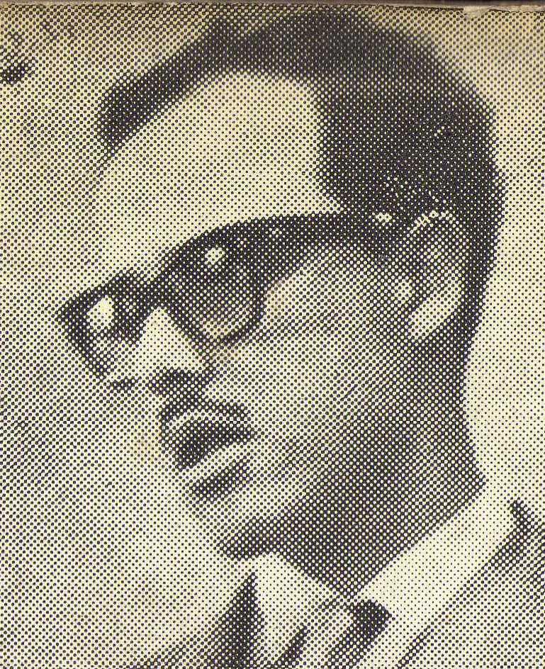 Depiction of Enrique Congrains