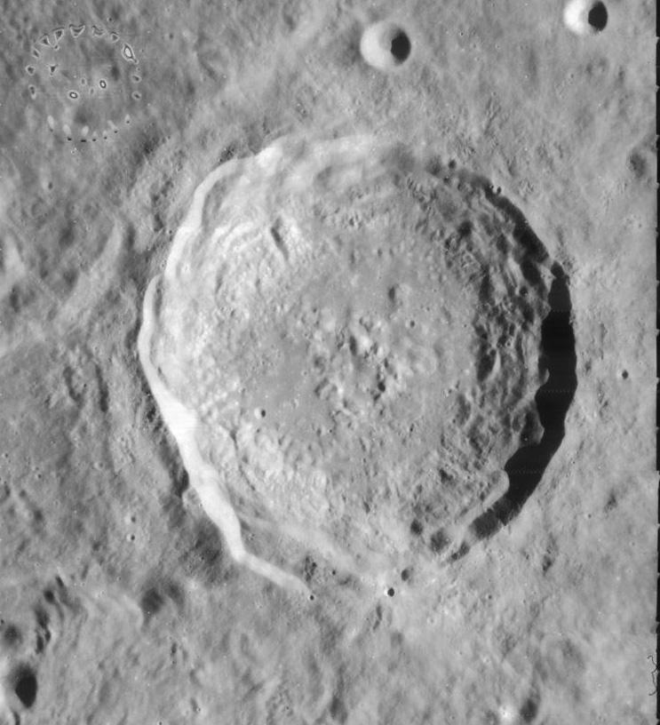 Eudoxus Lunar Crater Wikipedia