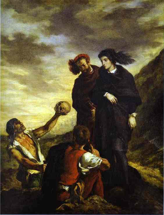 http://upload.wikimedia.org/wikipedia/commons/d/d8/Eug%C3%A8ne_Delacroix,_Hamlet_and_Horatio_in_the_Graveyard.JPG