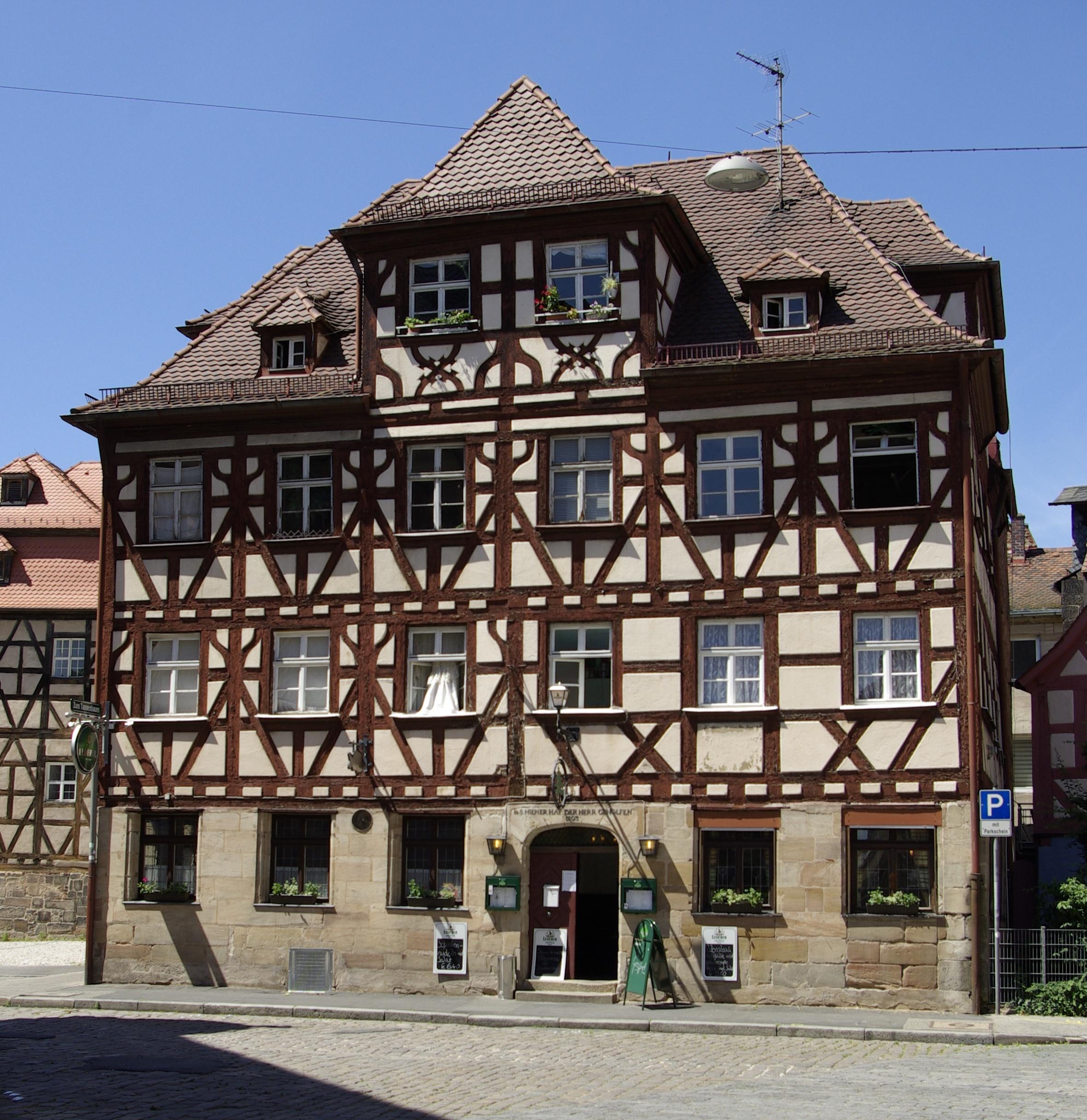Gaststätte Tannenbaum.Datei Fürth Helmstraße 10 002 Jpg Wikipedia