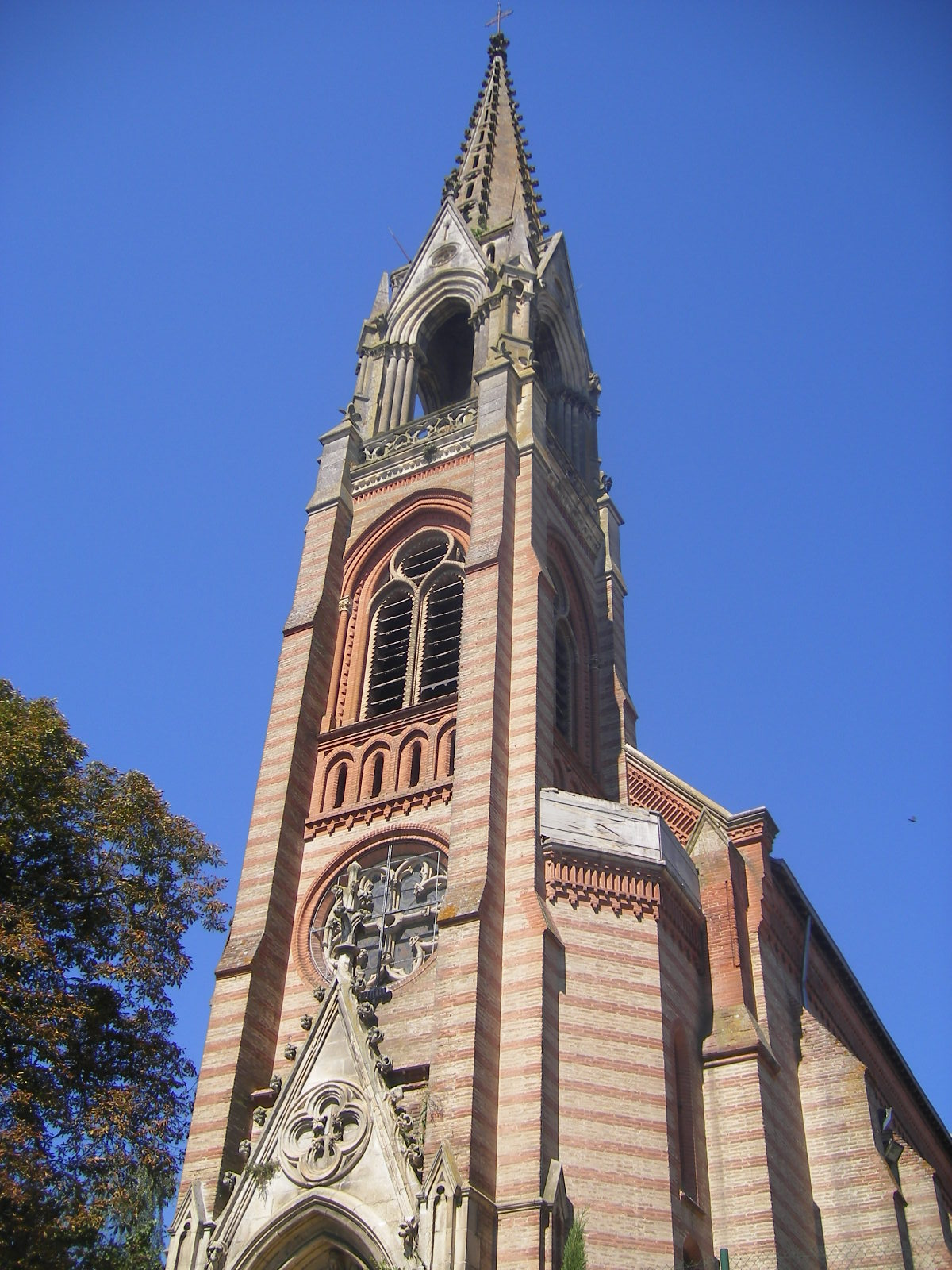 Institute of Christ the King church in Montauban