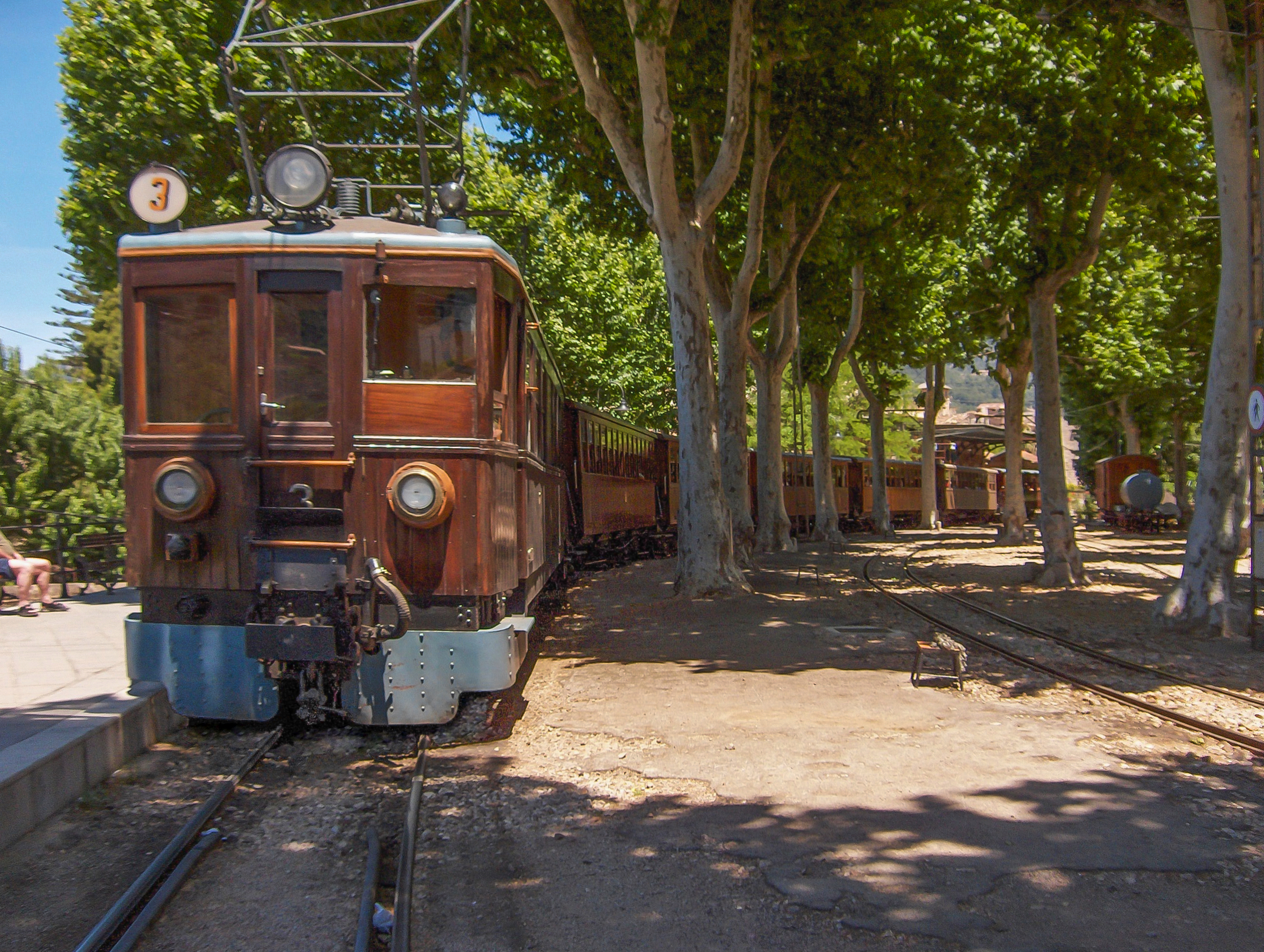 Ferrocarril de Sóller in Sóller