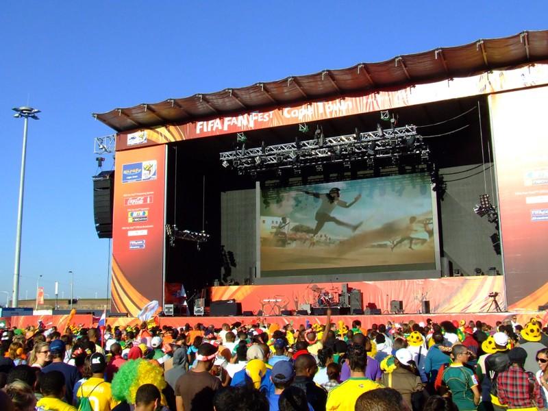 eventos durante a copa do mundo