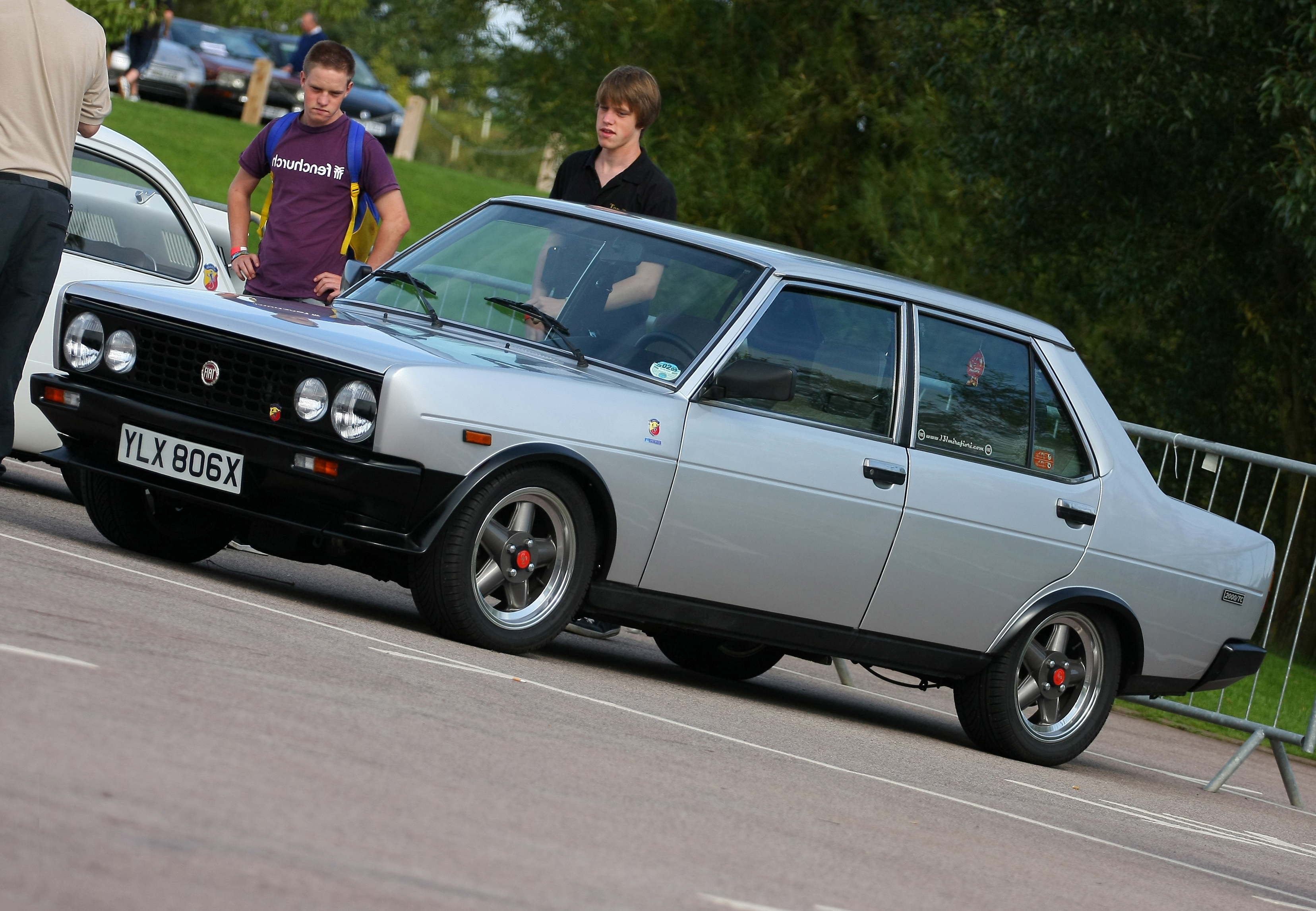 File Fiat 131 Sport Abarth Jpg Wikimedia Commons