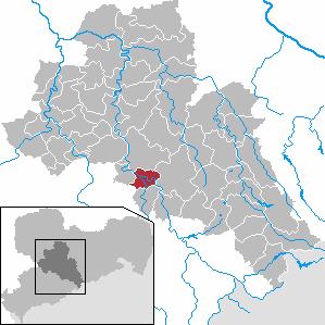 Flöha,  Sachsen, Deutschland