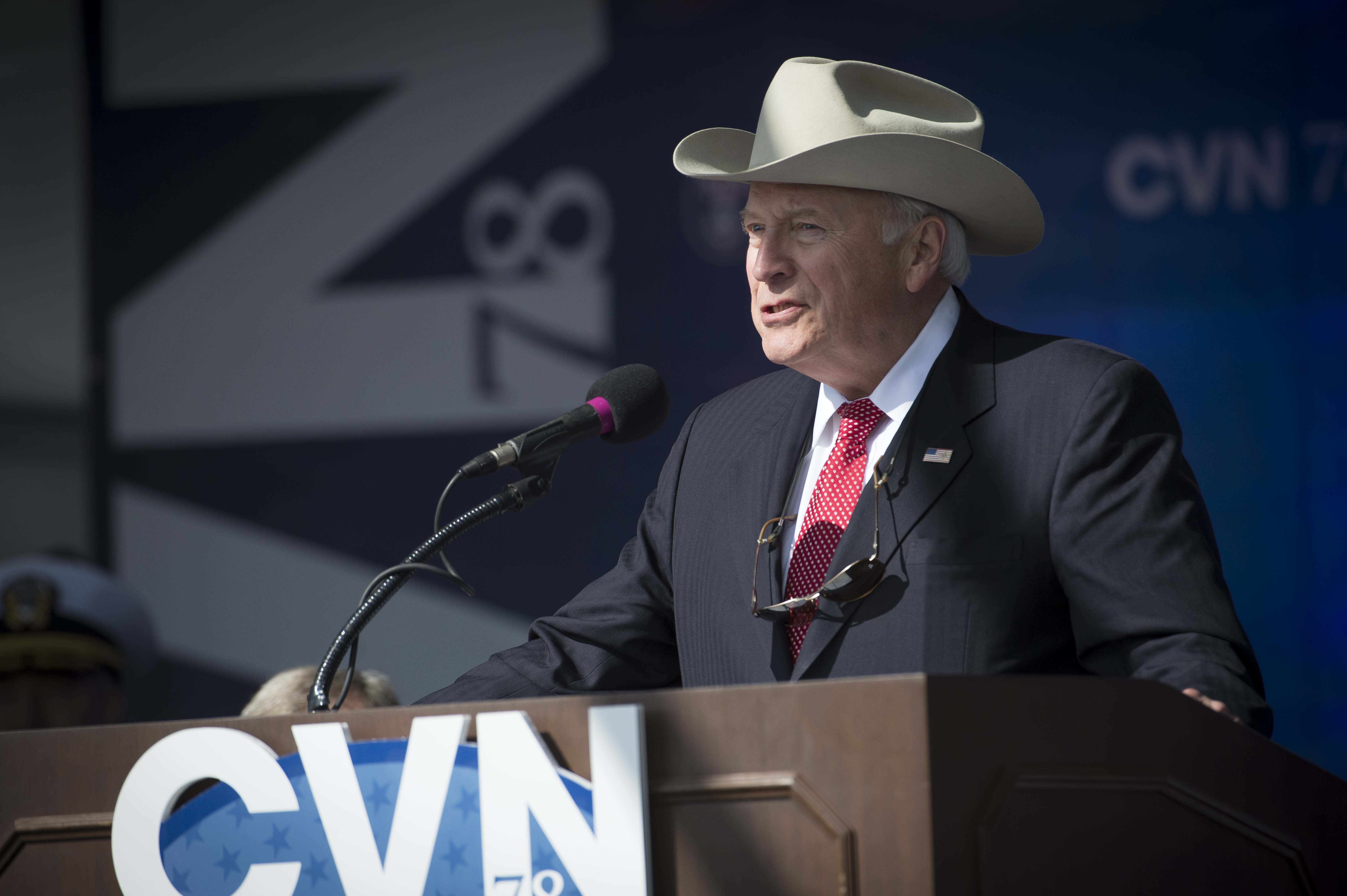 File Former Vice President Dick Cheney Speaks At The