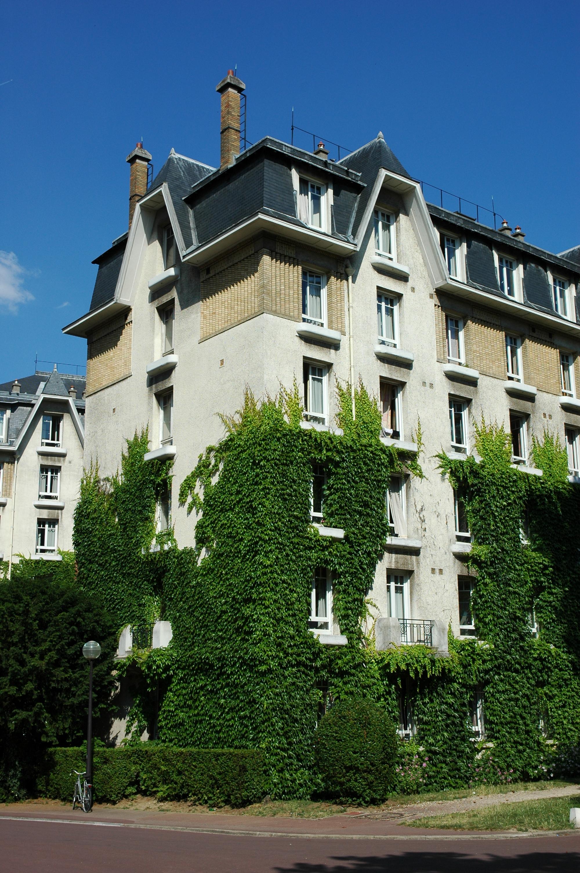 File france paris cite universitaire maison institut for Maison de norvege cite universitaire