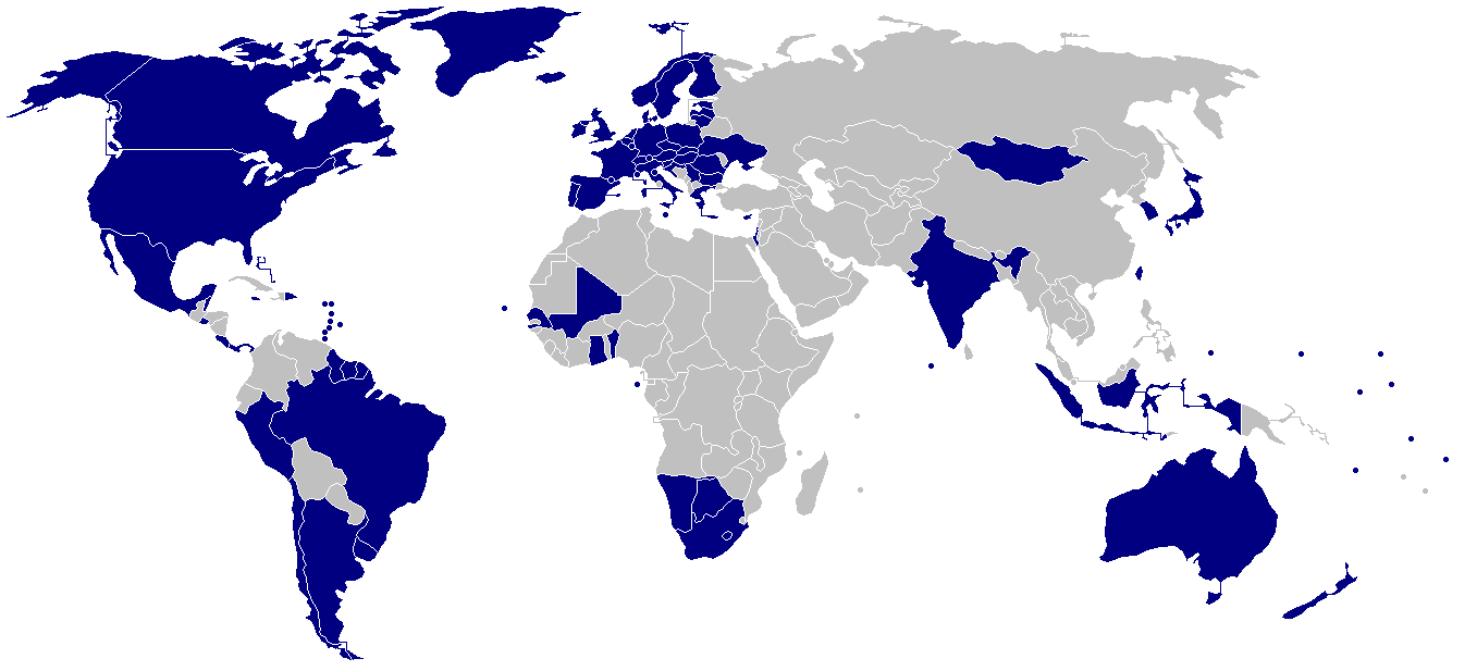 File Free Countries 2008 Png Wikimedia Commons