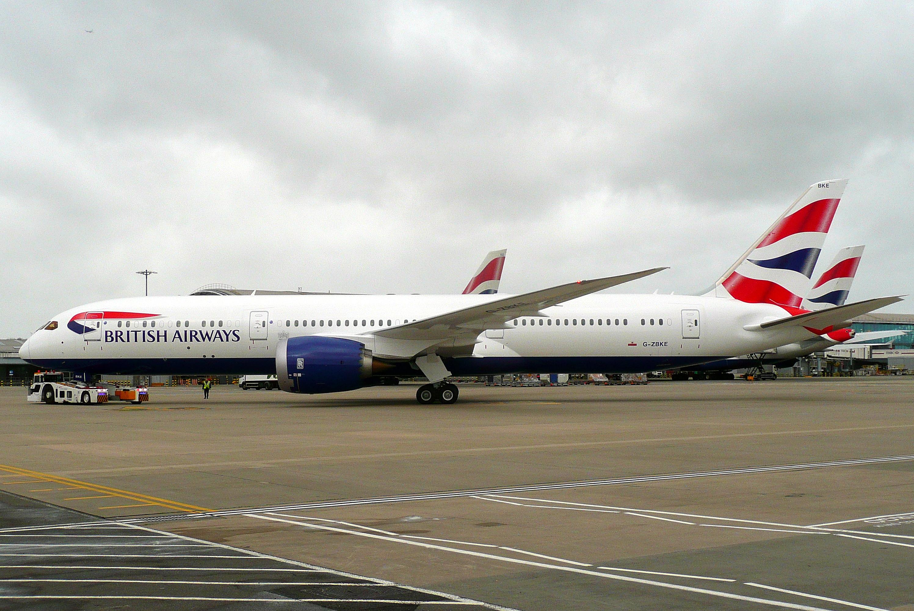 hen british airways purchased - HD2994×2001