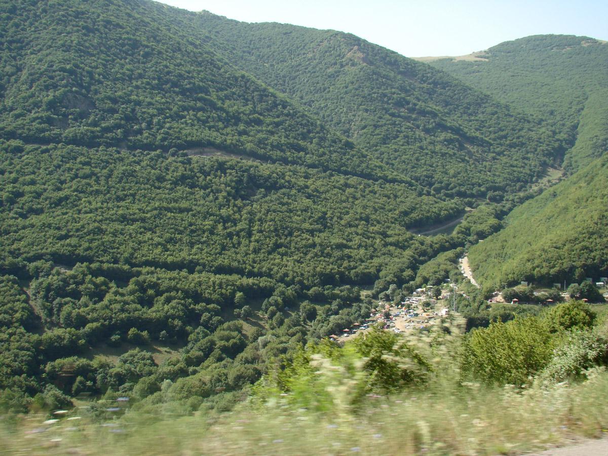 دره قلعه